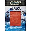 Salmón ahumado salvaje de Alaska Envase 80 g Martiko