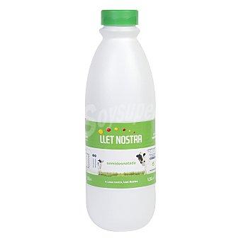 Llet Nostra Leche Semidesntada Botella 1,5 litros