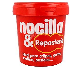 Nocilla Crema al cacao con avellanas, ideal para crepes, gofres, muffins, pasteles...nocilla 1 kilogramo