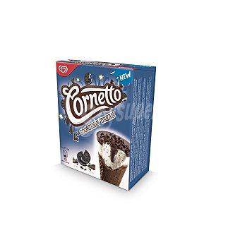 FRIGO CORNETTO cookies'n'dream sabor nata cookies y chocolate  estuche 360 ml