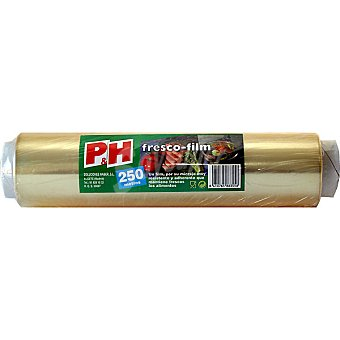 P & H Film transparente rollo 250 m