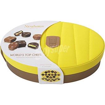 Neuhaus bombones World's Top Chefs caja degustación Estuche 270 g