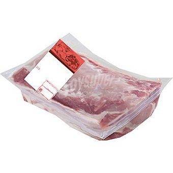 Lomo fresco de cerdo pieza para asar formato ahorro peso aproximado Envase 900 g