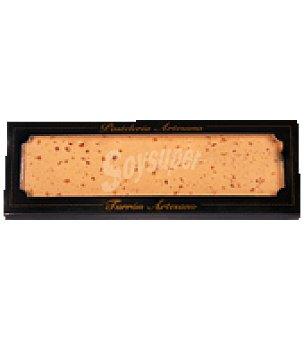 Carrefour Turron blando almendra Tableta 400 g