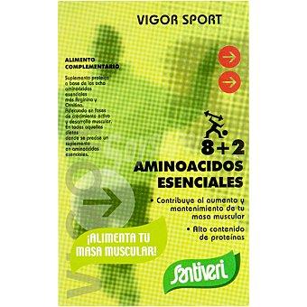 Santiveri Vigor Sport Aminoácidos esenciales 8+2 estuche 60 capsulas 8+2 estuche 60 capsulas