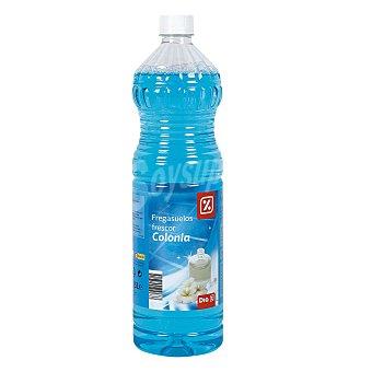 DIA Limpiador fregasuelos aroma colonia Botella 1.5 lt