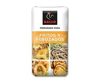 Gallo Harina de trigo para fritos y rebozados 1 kg
