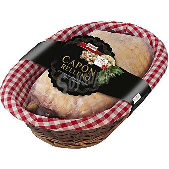 Coren Delicia de Navidad capón relleno de presa selecta, foie y nueces peso aproximado bandeja 3 kg