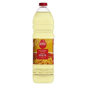 Hacendado Aceite semillas freir tapón rojo Botella 1 l