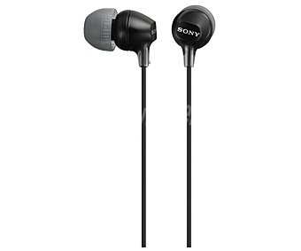 Sony Auriculares tipo intauricular MDREX15LPB negro negro