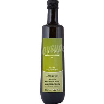 OLEUM Aceite de oliva virgen extra Botella de 500 ml