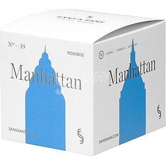 SANS & SANS Infusión Manhattan de rooibos Estuche 12 bolsitas