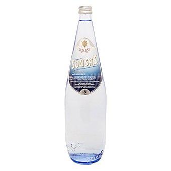 Sousas Agua mineral con gas 1 l