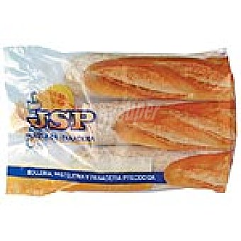 Jsp Media barra de pan de salvado Bolsa 420 g