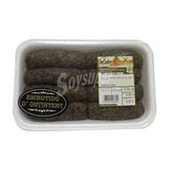 Morcilla de Cebolla seca Bandeja de 390.0 g. aprox