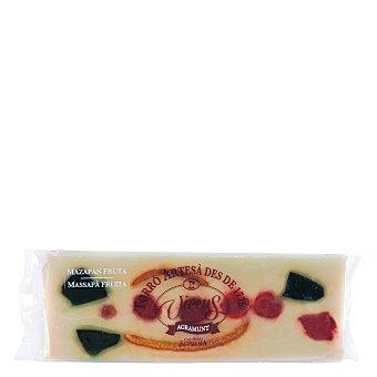 Vicens Turrón mazapán fruta 500 g