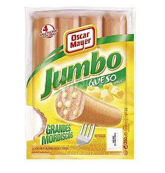 Jumbo Salch. o.mayer c/queso 350 G