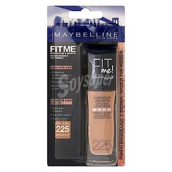 Maybelline New York Maquillaje Fitme nº 225 beige ambre 1 ud