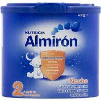Almirón Leche infantil Almirón 2 noche Bote 400 g