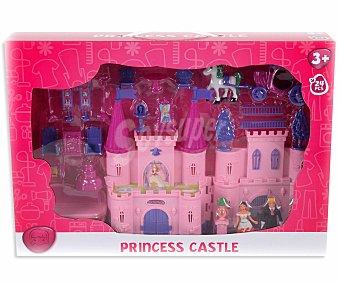 Productos Económicos Alcampo Castillo de princesas de 24 Centímetros 1 Unidad