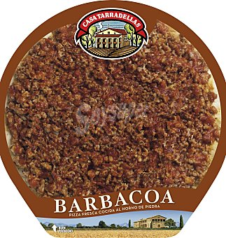 Casa Tarradellas Pizza barbacoa 410 g