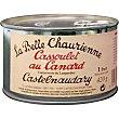 Cassoulet de pato plato preparado con alubias lata 420 g lata 420 g La Belle Chaurienne