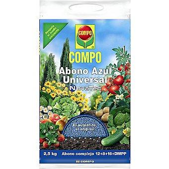 Compo Abono azul universal para todo tipo de cultivos envase 2,5 kg Envase 2,5 kg