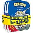 Gula del norte Pack familiar 6 raciones / 600 g Angulas Aguinaga