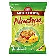 Nachos sabor queso 200 g Mexifoods