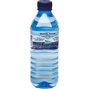El Corte Inglés Agua mineral natural botella 50 cl 50 cl