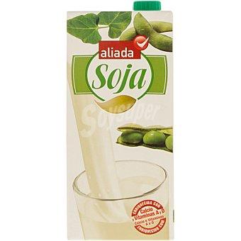 Aliada bebida de soja envase 1 l