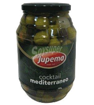 Jupema Surtido de encurtidos Cocktail Mediterráneo 600 g