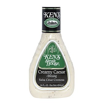 Ken's Salsa cesar crem pet 454 g