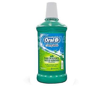 Oral-B Enjuague bucal fresh & clean para un aliento fresco sin alcohol  Frasco 500 ml