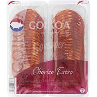 Goikoa Chorizo vela Botella 1 litro