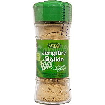 Artemis Bio Jengibre ecologico 100% Bio Frasco 25 g