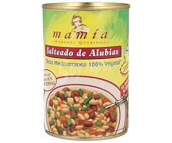 Mamía Salteado de alubias 400 gramos