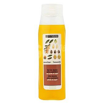 Les Cosmétiques Crema de ducha ultranutritiva con extracto de aceite de argán - Nectar of Beauty 750 ml