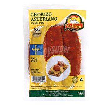 Vallina Chorizo asturiano Envase 250 gr