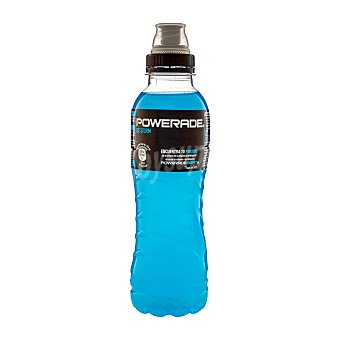 Powerade Bebida isotónica ice storm Botella 50 cl