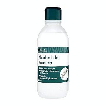 Deliplus Alcohol de romero ( ideal para masajes) Botella 250 ml