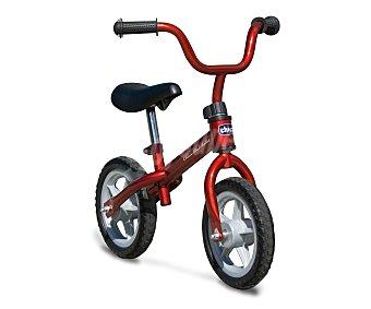Chicco Mi Primera Bici sin Pedales de Color Rojo 1 Unidad