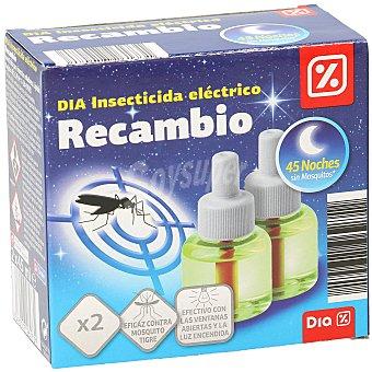 DIA Insecticida Voladores Eléctrico Recambio 2 Ud