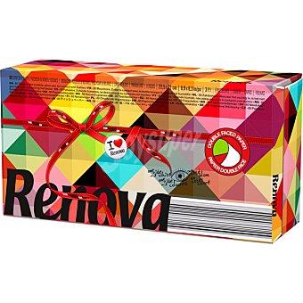Renova Pañuelos faciales Passion Maxi Paquete 80 unidades