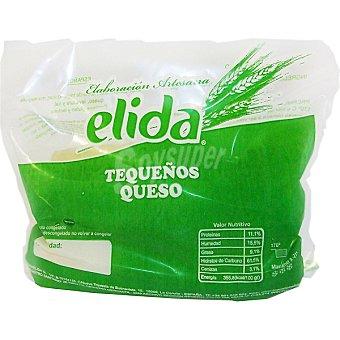 ELIDA Tequeños deditos de queso elaboración artesana estuche 325 g 4 unidades