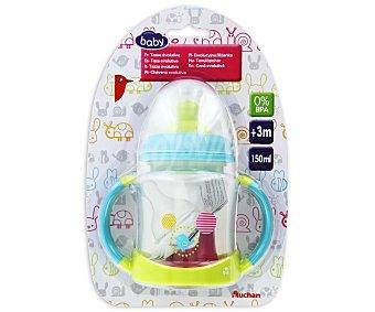 Baby Auchan Taza evolutiva 3 etapas baby