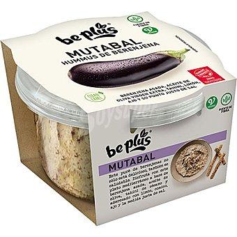 Be Plus Hummus de berenjena Tarrina 200 g