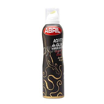 Abril Aceite de oliva virgen extra en spray 200 ml