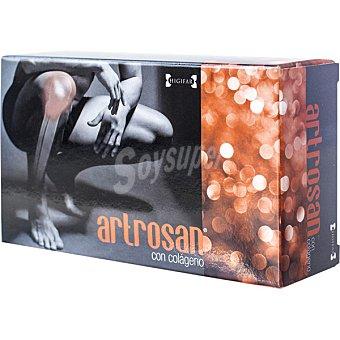 Higifar ARTROSAN con colágeno mejora los problemas a nivel osteo-articular caja 60 cápsulas caja 60 c