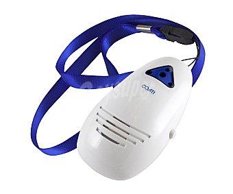 COATI Anti-insectos por ultrasonidos portátil, led de indicador de funcionamiento, eficaz hasta 2 metros. Funcionamiento con 1 pila 1.5V AAA (no incluida) 1 unidad